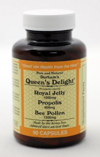 Royal Jelly Promises Vitality in a Bottle