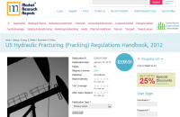 Overview of Regulations for Hydraulic Fracturing in the US -