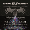 Company Logo For Lethal DJ Services'