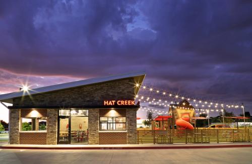 Hat Creek Burger Sachse'