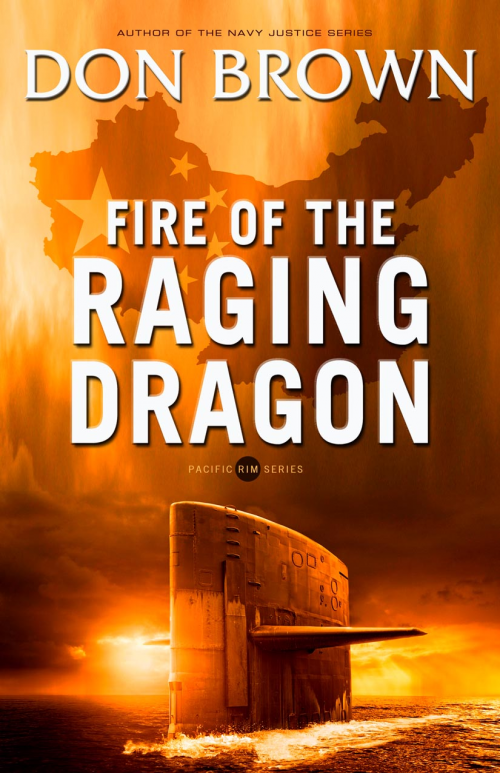 Fire of the Raging Dragon (Pacific Rim Series)'