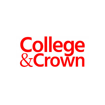 Company Logo For College and Crown'