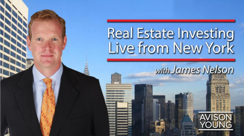 James Nelson, Head of Tri-State Investment Sales for Avison'