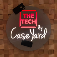 The Tech by Caseyard Logo