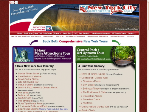 New York Tours'