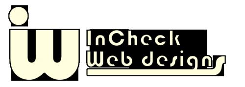 Logo for InCheck Web Designs'