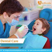 Child Dental Care'