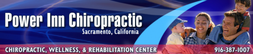 Sacramento chiropractor'