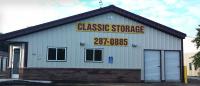 Classic Storage Logo
