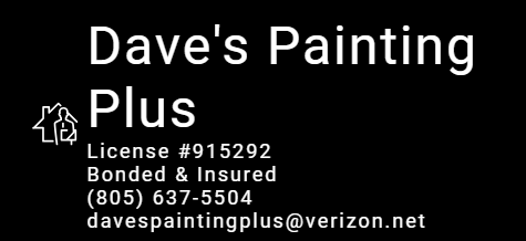 Company Logo For Dave's Painting Plus'
