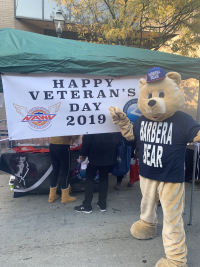 Gary Barbera and His BarberaCares Programs Thanks Our Vetera