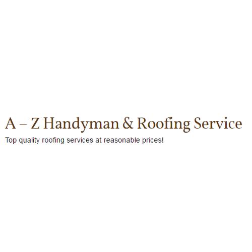 Company Logo For A-Z Handyman & Roofing LLC'