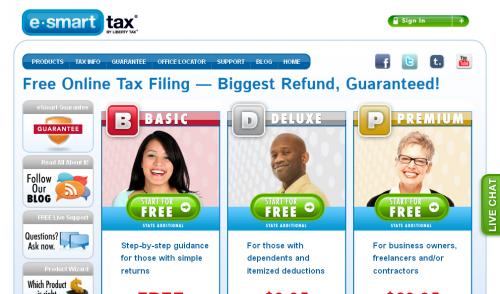 eSmart Tax'