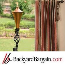 Logo for Backyard Bargain'