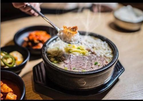 Korean Food'