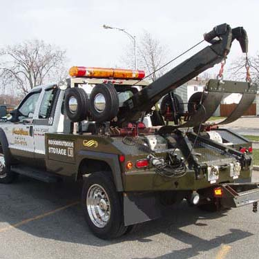 Private Property Towing'