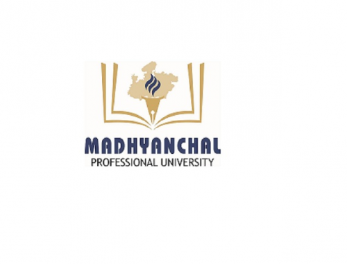 Company Logo For Madhyanchal Professional University'