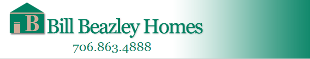 Bill Beazley Homes, Inc. Logo