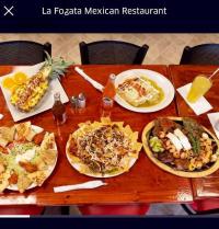 La Fogata Mexican Restaurant Logo