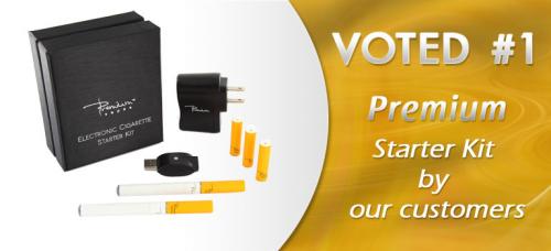slider premium ecig starter kit'