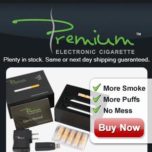 Premium Vapes electronic cigarette'