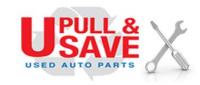 U Pull & Save Logo