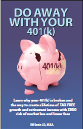Do Away With Your 401(k)'