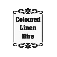 Coloured Linen Hire Logo