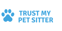Trust My Pet Sitter Logo
