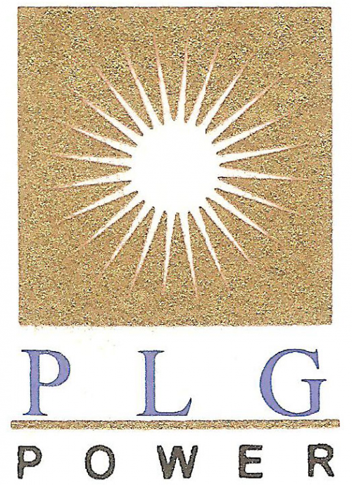 Logo for PLG Power Limited'