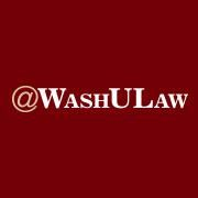 Company Logo For @WashULaw Washington University School of L'