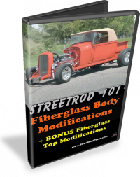 StreetRod 101 Fiberglass Body Modifications
