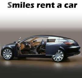 Smiles Rent a Car'