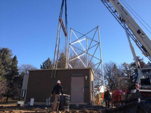 Iowa Prison Communication Upgrade Project'