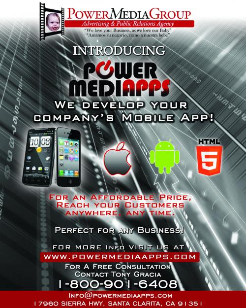 Power Media Apps'