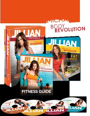 Body Revolution Workout DVD'