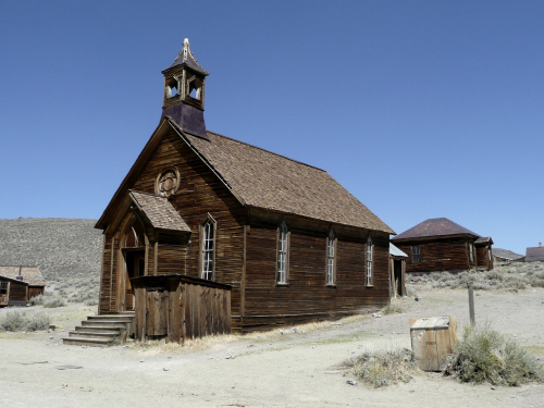 The Ghost Towns of Colorado'