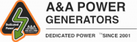 AA Power Generators Logo