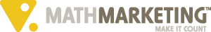 Logo for MathMarketing'