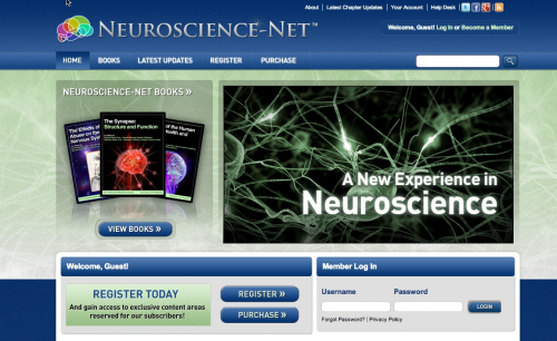 Neuroscience.com Homepage - Neuroscience Books'