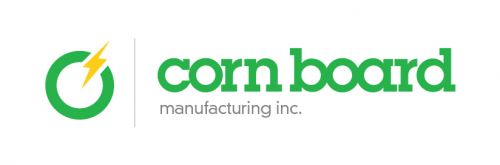 Logo for Corn Board Manufacturing, Inc.'