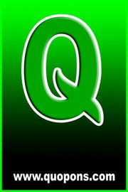 Logo for Quopons.com'