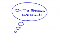 Oh The Stories We Tell Logo