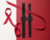 Elements Watch Company Supports AIDS Research'
