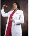 Dr. KaNisha Hall, author of