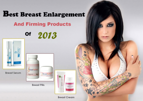 Breast Enlargement Products'