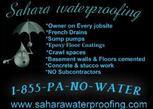 Company Logo For Basement waterproofing philadelphia sahara'