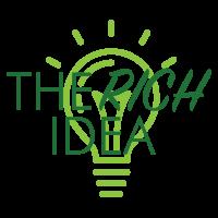 The Rich Idea Logo