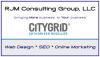 Logo for RJM Consulting Group, LLC'