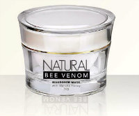 RoyalJellySkincare.com Introduces Organic Bee Venom Face Cre'